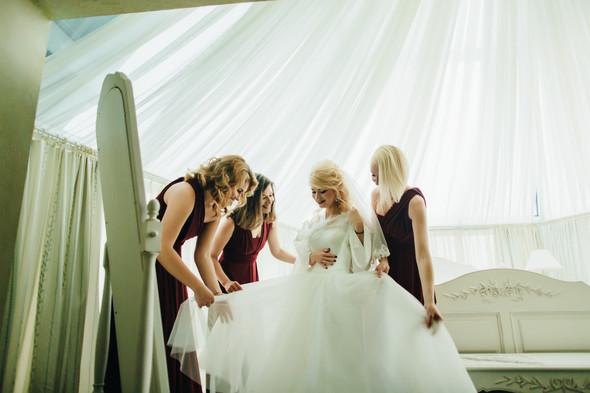 Просто клевая свадьба! - фото №4