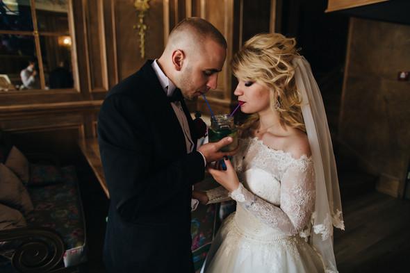 Просто клевая свадьба! - фото №44