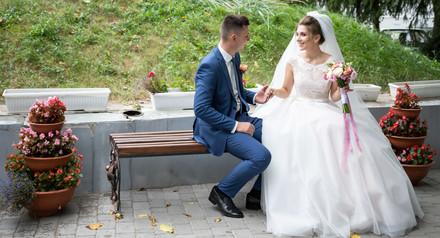 Свадебная видеосъемка со скидкой 20%