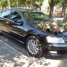 AUDI - A8 LONG - авто на свадьбу в Черкассах - портфолио 2