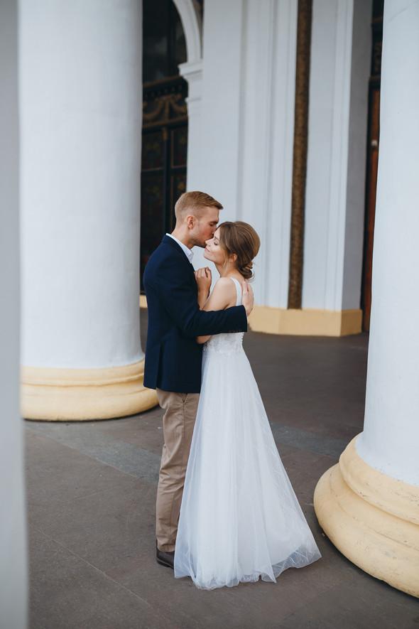 Wedding day Lydmila & Andriy - фото №40