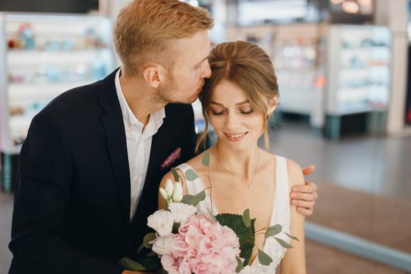 Wedding day Lydmila & Andriy - фото №26