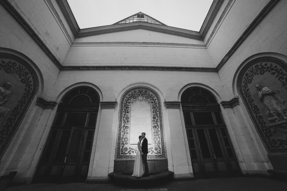 Wedding day Lydmila & Andriy - фото №51