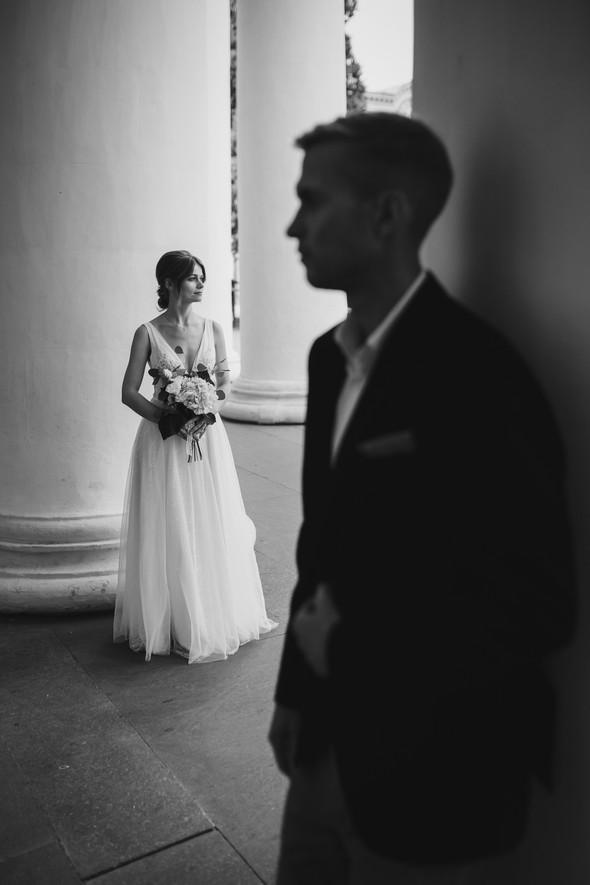 Wedding day Lydmila & Andriy - фото №46