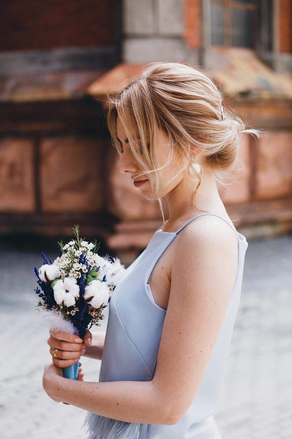 Wedding love story - фото №15