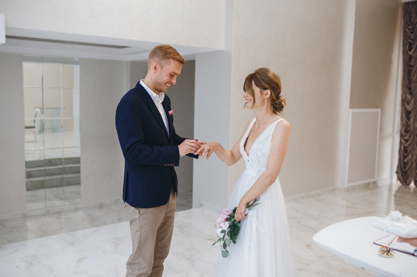Wedding day Lydmila & Andriy - фото №10