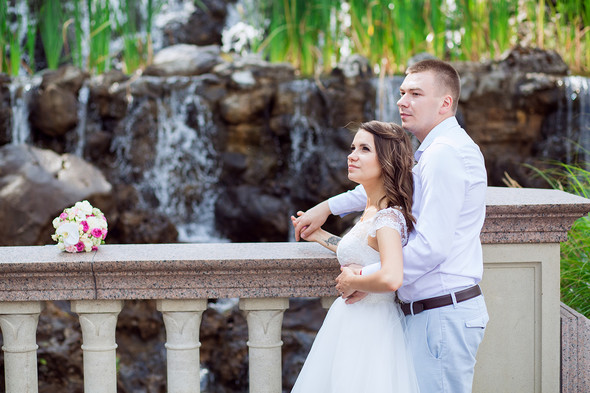 Wedding Tanya & Alexander - фото №27