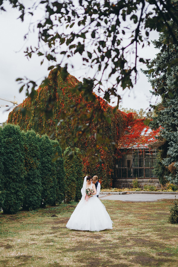 Wedding day Sergiy & Diana - фото №48