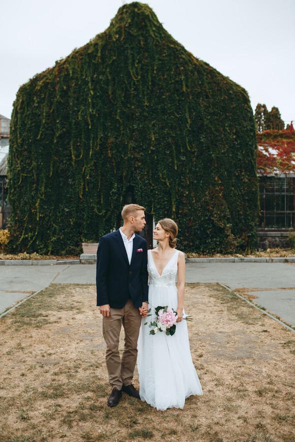 Wedding day Lydmila & Andriy - фото №33