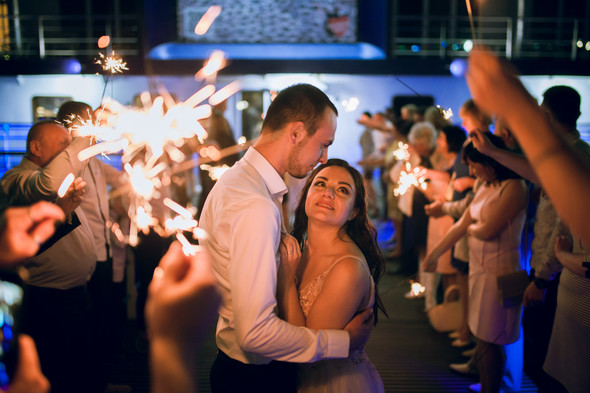 Wedding Lyudmila & Viktor - фото №80