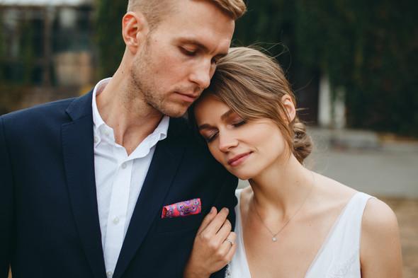 Wedding day Lydmila & Andriy - фото №32