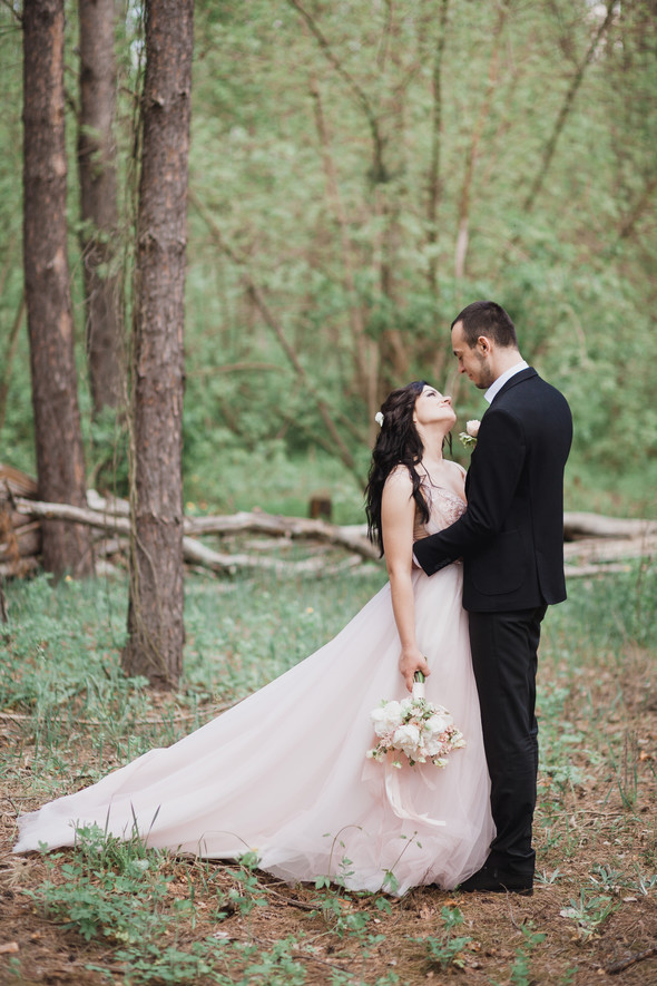 Wedding Lyudmila & Viktor - фото №53