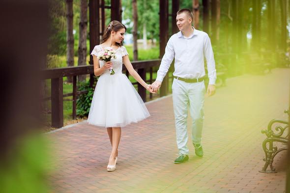 Wedding Tanya & Alexander - фото №14
