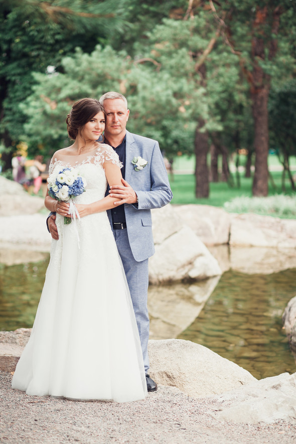 Wedding Olena & Leonid - фото №26