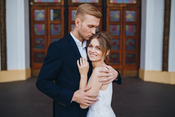 Wedding day Lydmila & Andriy - фото №43
