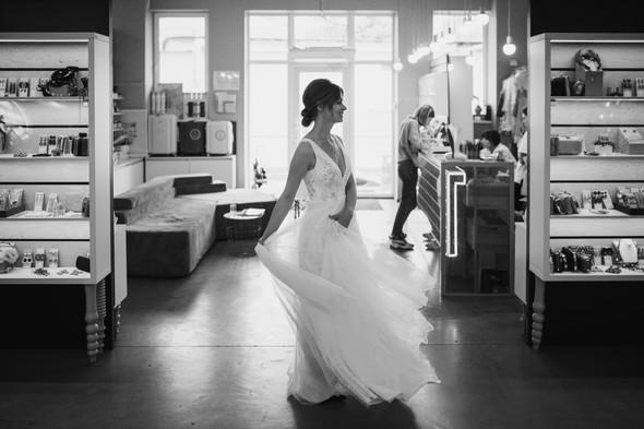 Wedding day Lydmila & Andriy - фото №18
