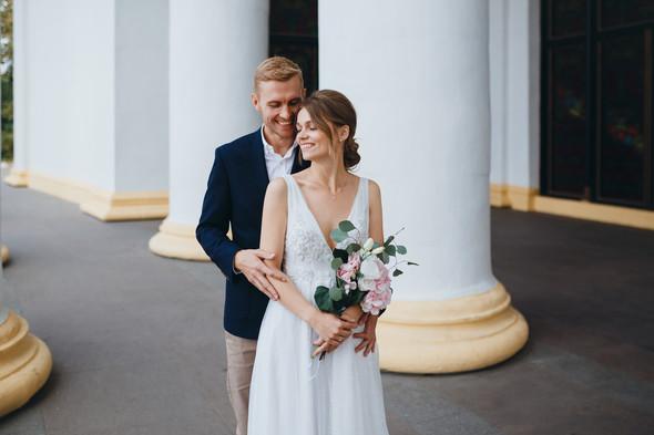Wedding day Lydmila & Andriy - фото №39