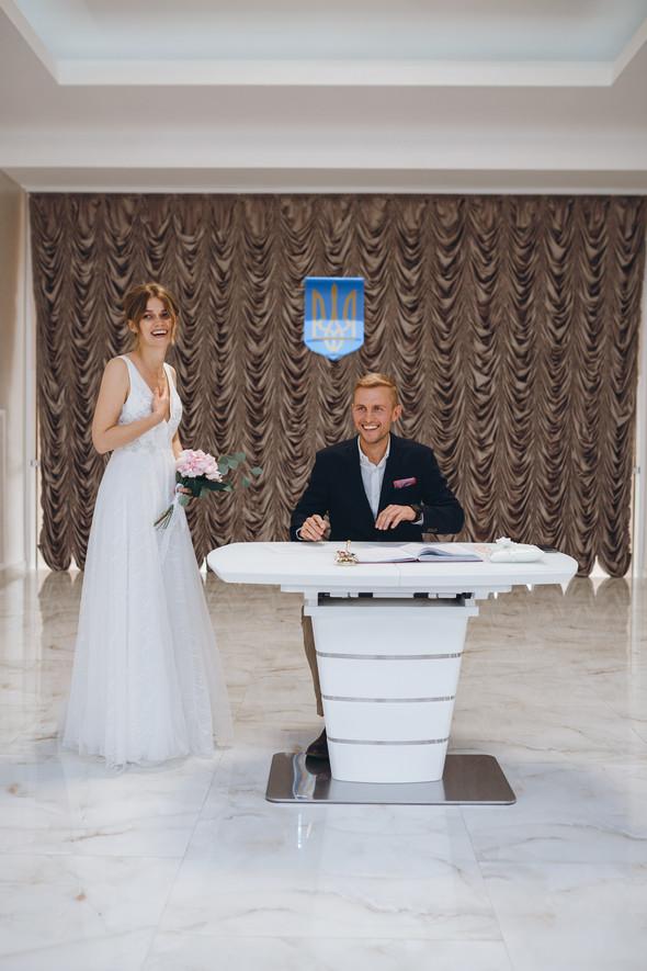 Wedding day Lydmila & Andriy - фото №13