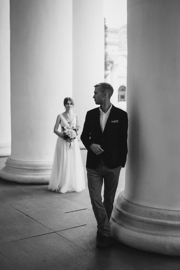Wedding day Lydmila & Andriy - фото №47