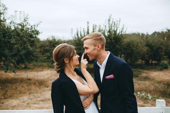 Wedding day Lydmila & Andriy - фото №28