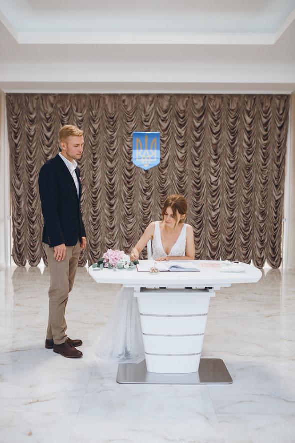 Wedding day Lydmila & Andriy - фото №12