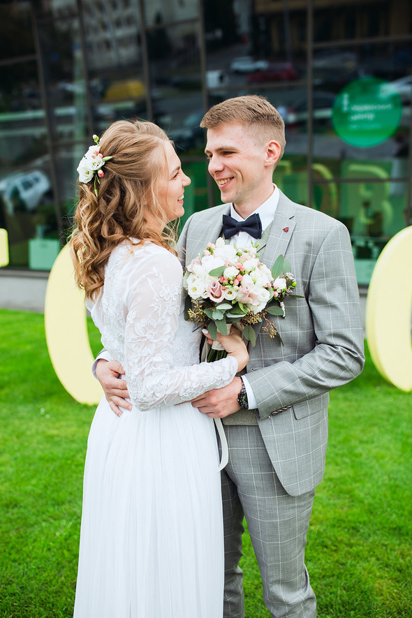 Wedding Marina & Alexander - фото №6
