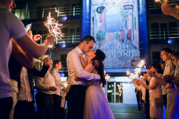 Wedding Lyudmila & Viktor - фото №78