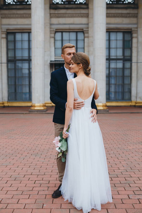 Wedding day Lydmila & Andriy - фото №54