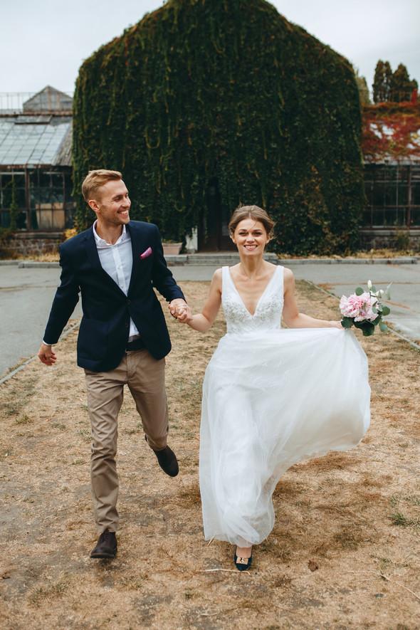 Wedding day Lydmila & Andriy - фото №35