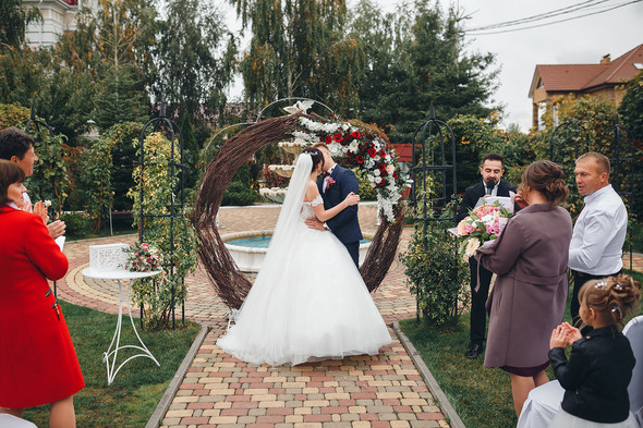 Wedding day Sergiy & Diana - фото №68