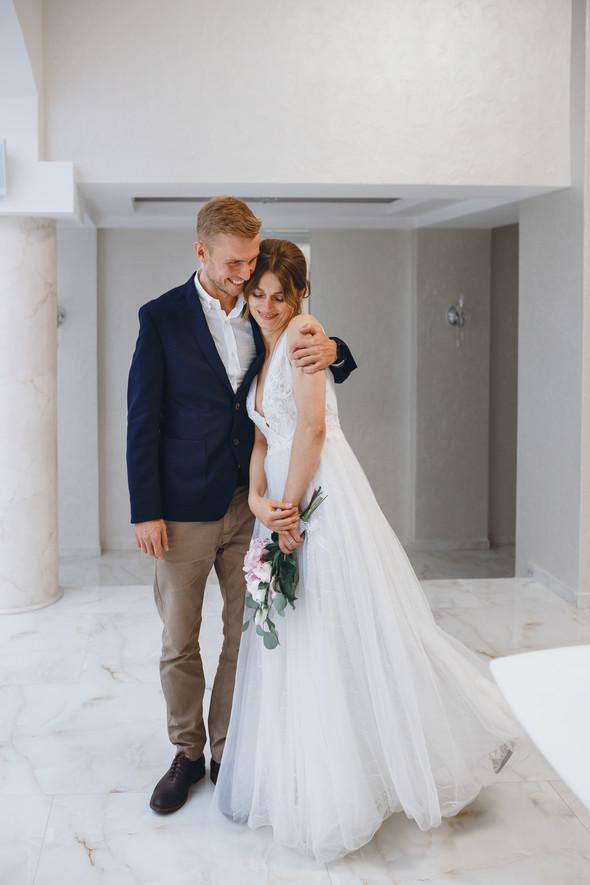 Wedding day Lydmila & Andriy - фото №9