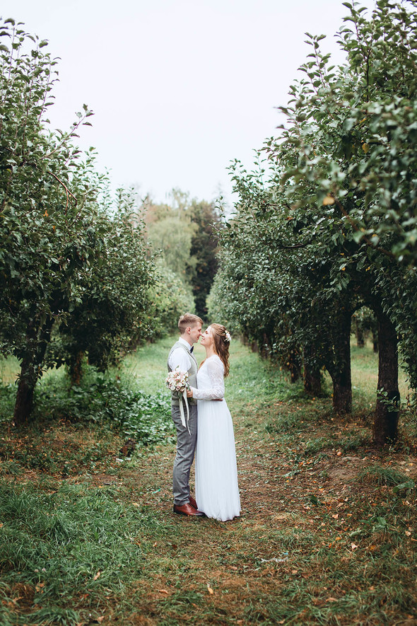Wedding Marina & Alexander - фото №28