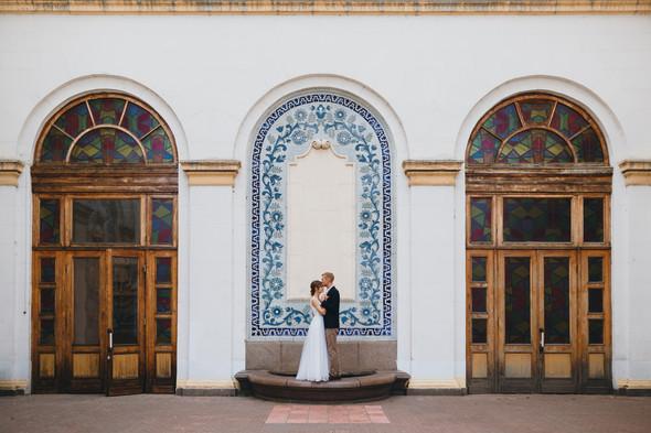 Wedding day Lydmila & Andriy - фото №50