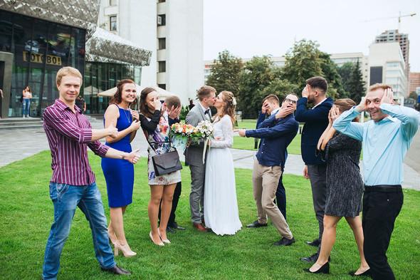 Wedding Marina & Alexander - фото №15