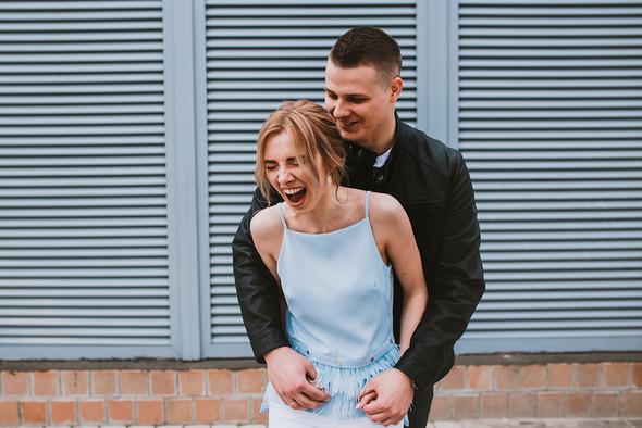 Wedding love story - фото №12