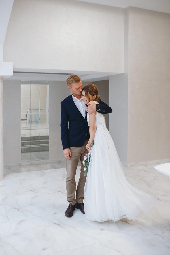 Wedding day Lydmila & Andriy - фото №11