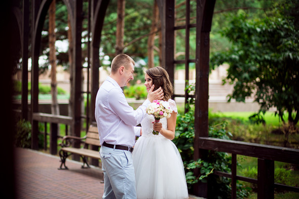 Wedding Tanya & Alexander - фото №13