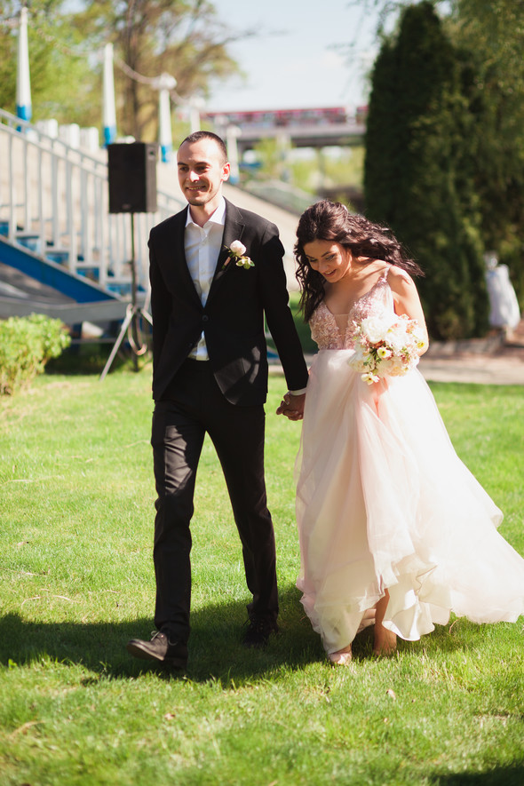 Wedding Lyudmila & Viktor - фото №55