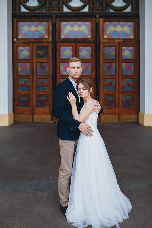 Wedding day Lydmila & Andriy - фото №42