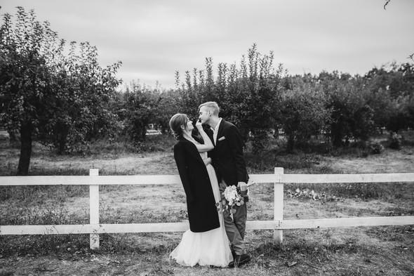 Wedding day Lydmila & Andriy - фото №27
