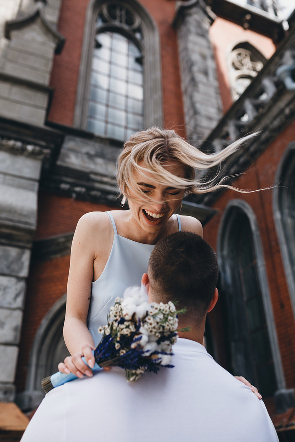Wedding love story - фото №2