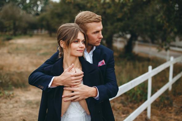 Wedding day Lydmila & Andriy - фото №31