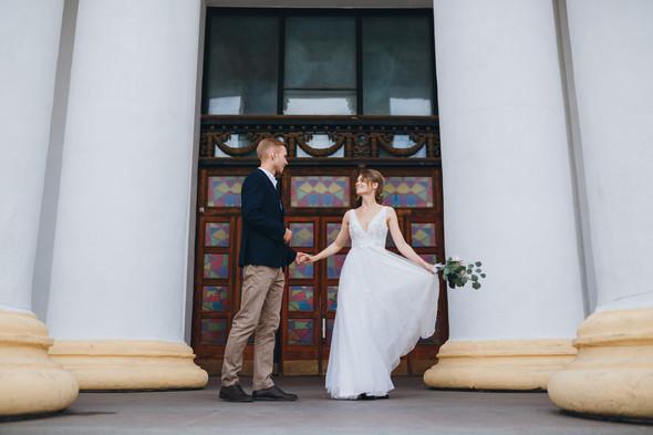 Wedding day Lydmila & Andriy - фото №45
