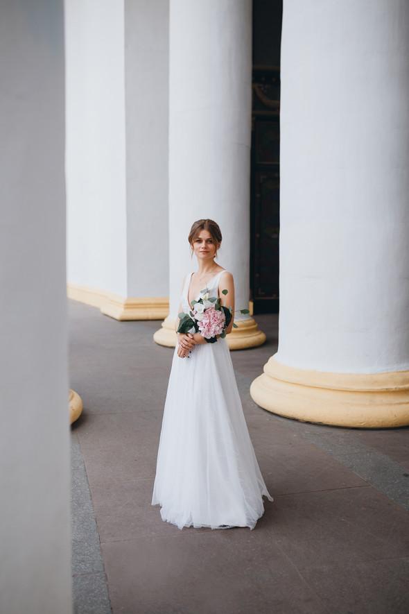 Wedding day Lydmila & Andriy - фото №37