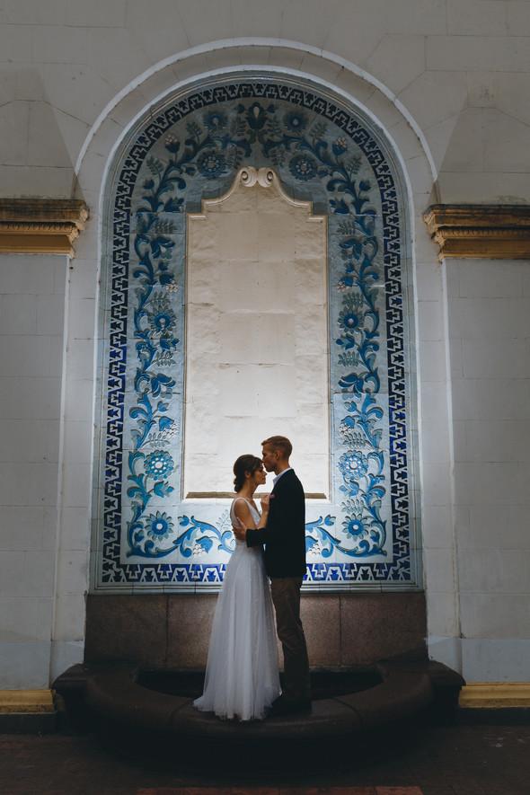 Wedding day Lydmila & Andriy - фото №52