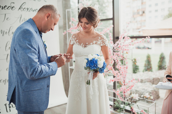 Wedding Olena & Leonid - фото №10