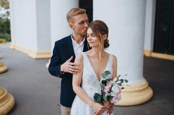 Wedding day Lydmila & Andriy - фото №38