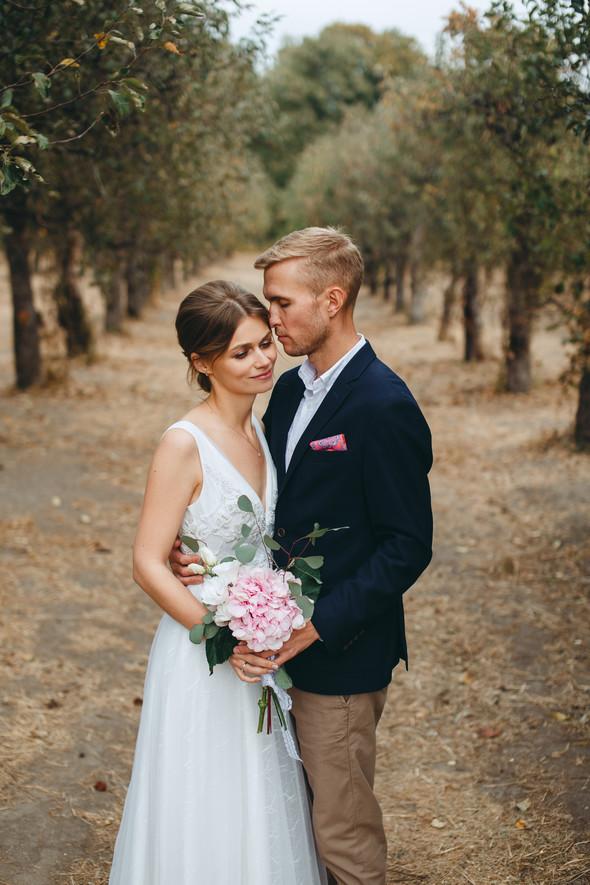 Wedding day Lydmila & Andriy - фото №36