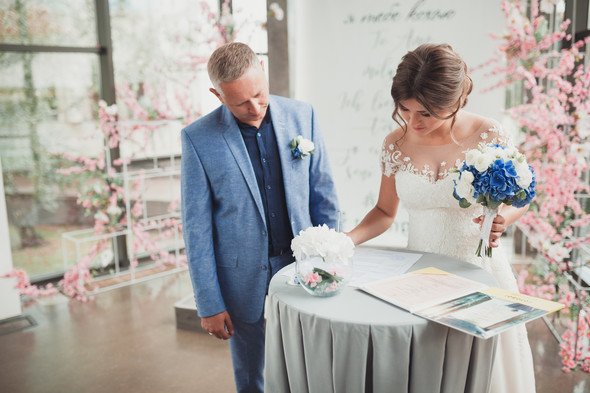 Wedding Olena & Leonid - фото №11