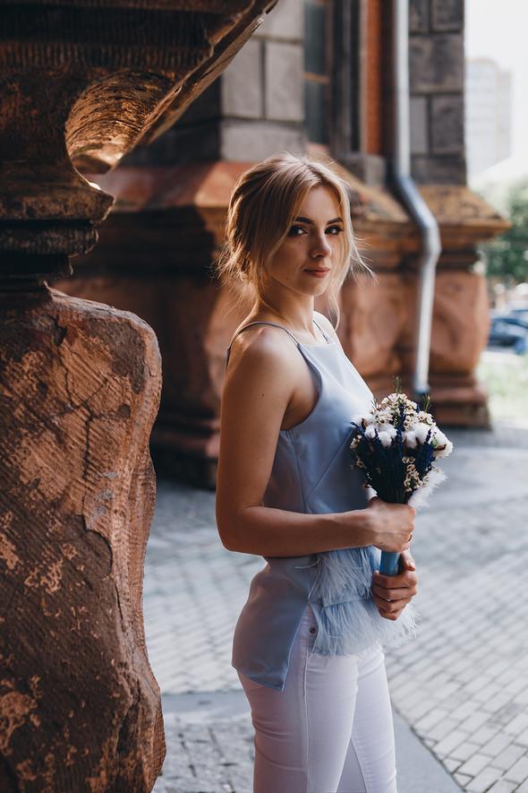 Wedding love story - фото №16